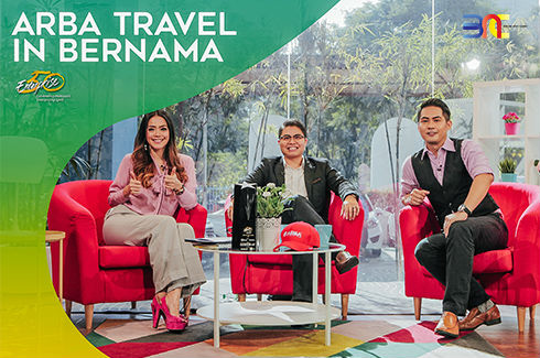 ARBA Travel di Bernama News