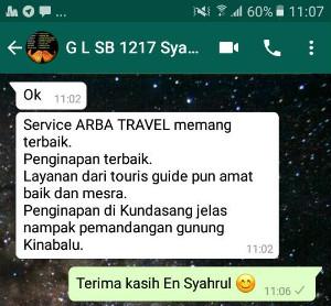 Pakej Kk Kundasang Bi Arba Travel Tours