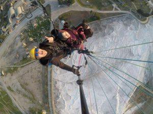 pakej melancong ke turki paragliding