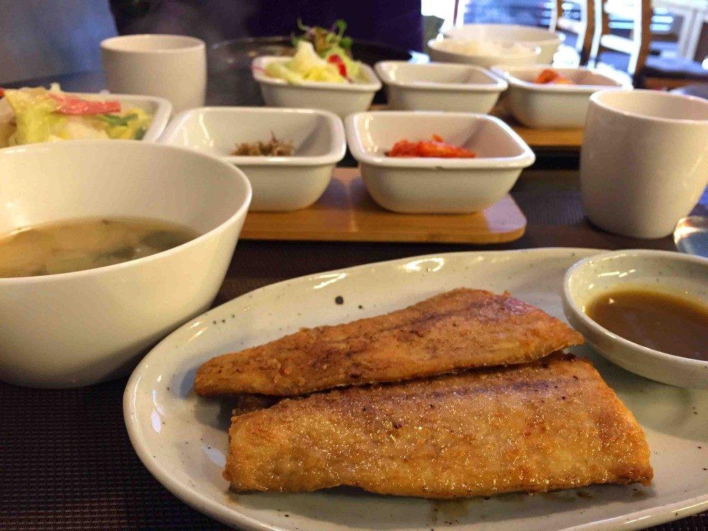makanan halal korea