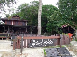 pakej redang holiday beach villa