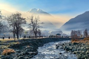 pakej winter kashmir