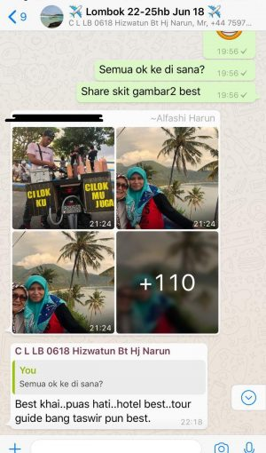 testimoni_pakej_lombok_2018